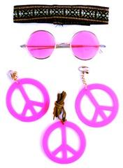 disfrasz de hippie complementos