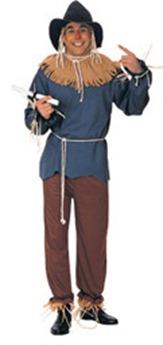 disfraz de mago de oz hombre de paja