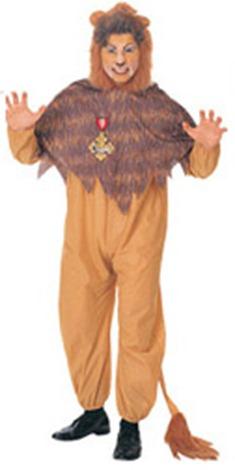 disfraz de mago de oz leon