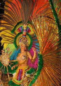 disfraces en el carnaval de tenerife