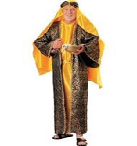 disfraz para navidad de rey mago
