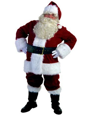 Disfraces para navidad blog disfraces - Trajes de papa noel para ninos ...