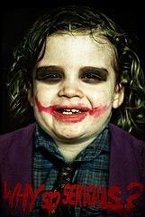 disfraz de niño joker